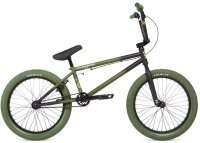 """Велосипед BMX 20"""" Stolen STEREO (2020) faded spec ops"""