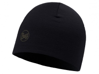 Шапка Buff® Merino Wool Thermal Hat Solid Black