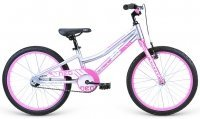 "Велосипед 20"" Apollo Neo 20 girls розовый/белый"