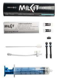 Набор milKit Compact Tubeless Check & Refill Kit