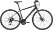 "Велосипед 28"" Cannondale Quick Disc 5 NBL темно-серый 2018"