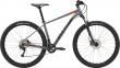 "Велосипед 29"" Cannondale Trail 7 SGY серый с оранжевым 2018"