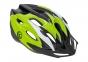 Шлем BLAZE черный-зеленый, размер S/M